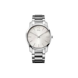 Calvin Klein City Zegarek Srebrny obraz