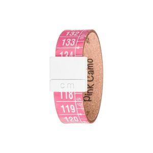 Il Centimetro Pink Camo Bransoletka Różowy obraz