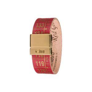 Il Centimetro Red Gold Bransoletka Czerwony obraz