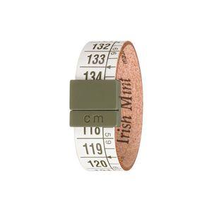 Il Centimetro Irish Mint Bransoletka Zielony Biały obraz