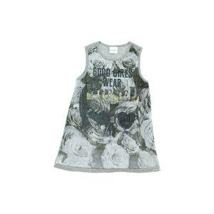 Diesel Sukienka dziecięca Szary obraz