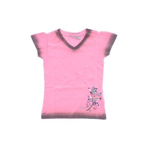Geox Koszulka dziecięce Różowy obraz