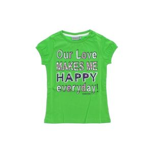 Geox Koszulka dziecięce Zielony obraz