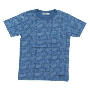 Geox Koszulka dziecięce Niebieski obraz