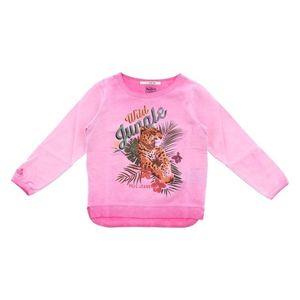 Pepe Jeans Bluza dziecięca Różowy obraz