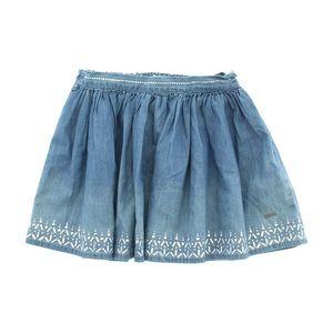 Pepe Jeans Spódnica dziecięca Niebieski obraz