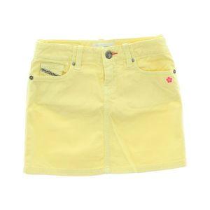 Diesel Spódnica dziecięca Żółty obraz