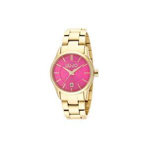 Liu Jo Tess Zegarek Różowy Złoty obraz