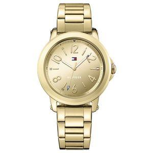 Tommy Hilfiger Zegarek Złoty obraz