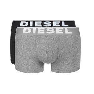 Diesel 2-pack Bokserki Czarny Szary obraz