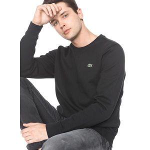 Lacoste Bluza Czarny obraz