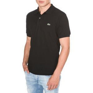 Lacoste Polo Koszulka Czarny obraz