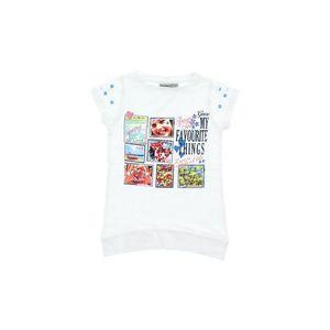 Geox Koszulka dziecięce Biały obraz
