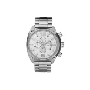 Diesel Zegarek Srebrny obraz