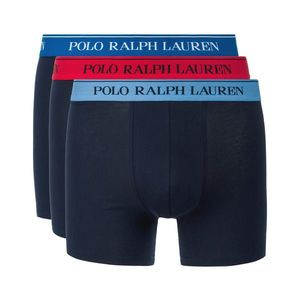 Polo Ralph Lauren 3-pack Bokserki Niebieski obraz