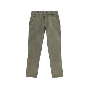 Diesel Spodnie dziecięce Zielony obraz