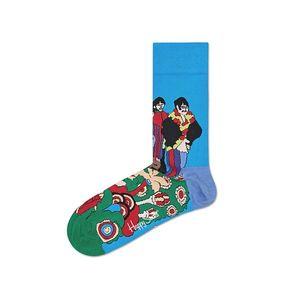 Happy Socks Pepperland Skarpetki Niebieski obraz