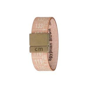 Il Centimetro Egyptian Brown Bransoletka Różowy obraz