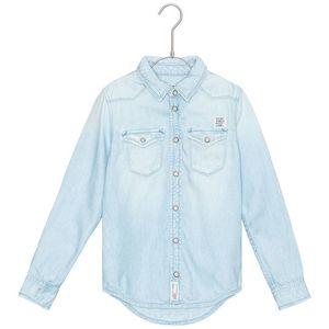 Pepe Jeans Koszula dziecięca Niebieski obraz