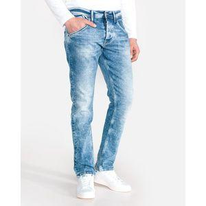 Pepe Jeans Track Dżinsy Niebieski obraz