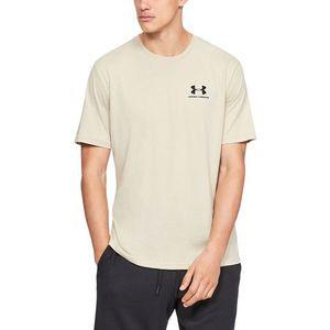 Under Armour Sportstyle Koszulka Biały Beżowy obraz