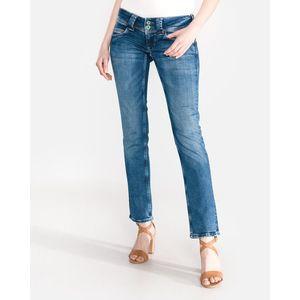 Pepe Jeans Venus Dżinsy Niebieski obraz