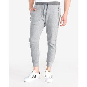 Armani Exchange Spodnie dresowe Szary obraz