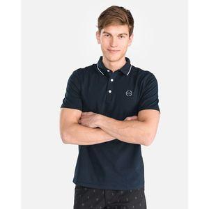 Armani Exchange Koszulka Niebieski obraz