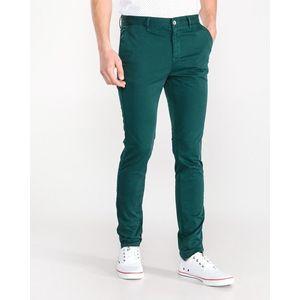 Armani Exchange Spodnie Zielony obraz