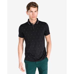 Armani Exchange Koszulka Czarny obraz