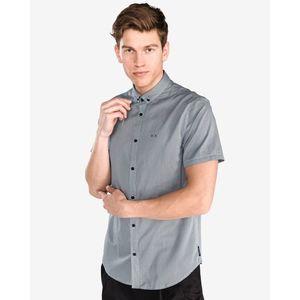 Armani Exchange Koszula Niebieski obraz