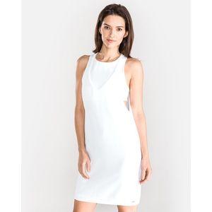 Armani Exchange Sukienka Biały obraz