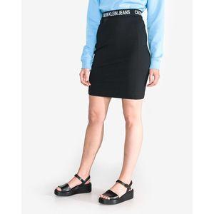 Calvin Klein Spódnica Czarny obraz