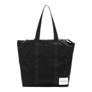 Calvin Klein Soft Line Torba Czarny obraz