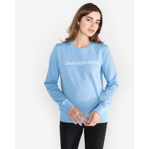 Calvin Klein Bluza Niebieski obraz