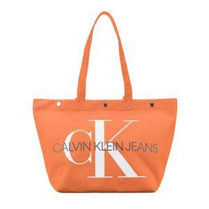 Calvin Klein Utility Ew Torba Pomarańczowy obraz