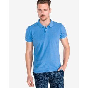 Pepe Jeans Polo Koszulka Niebieski obraz