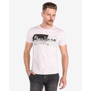 Pepe Jeans Stepney Koszulka Różowy obraz