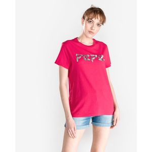 Pepe Jeans Flavia Koszulka Różowy obraz
