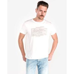Pepe Jeans Izzo Koszulka Biały obraz