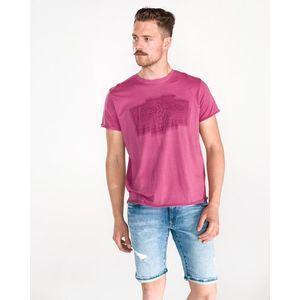 Pepe Jeans Izzo Koszulka Różowy obraz