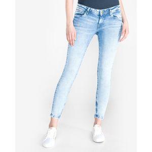 Pepe Jeans Cher Dżinsy Niebieski obraz