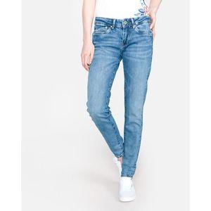 Pepe Jeans Pixie Dżinsy Niebieski obraz