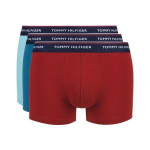 Tommy Hilfiger 3-pack Bokserki Niebieski Czerwony obraz