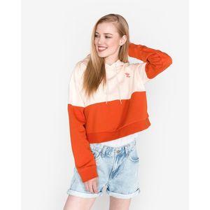 adidas Originals Bluza Beżowy Pomarańczowy obraz