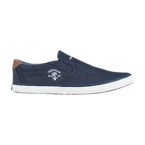 Tom Tailor Slip On Buty Niebieski obraz