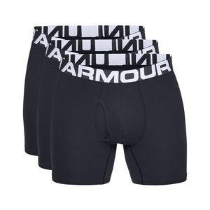 "Under Armour Charged Cotton® 6"" 3-pack Bokserki Czarny obraz"