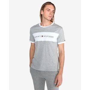 Tommy Hilfiger Koszulka do spania Szary obraz