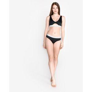 Calvin Klein Dolna część stroju kąpielowego Czarny obraz
