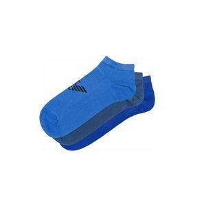 Emporio Armani 3-pack Skarpetki Niebieski obraz